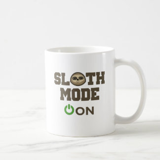 Sloth Mode On Coffee Mug