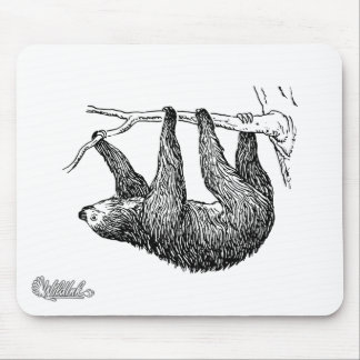 Sloth Mouse Mat