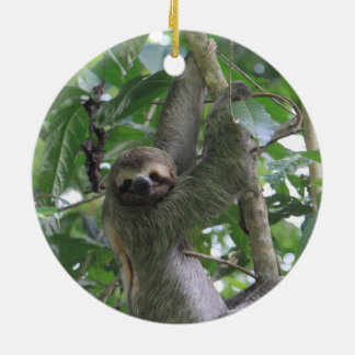 Sloth Ornament