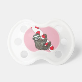 Sloth Pacifier
