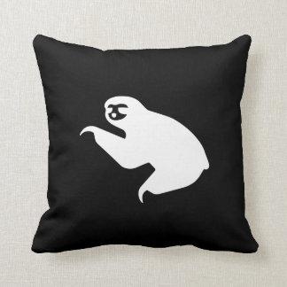 Sloth Pictogram Throw Pillow