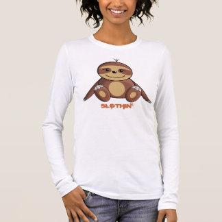 Sloth Pyjama Top