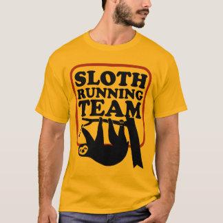 Sloth Running Team T-Shirt