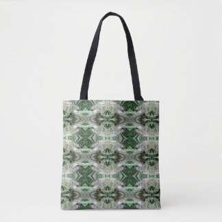 sloth stylized tote bag
