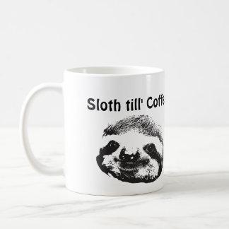 Sloth till' Coffee Mug