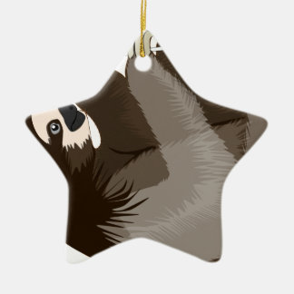 slothcolour christmas ornament