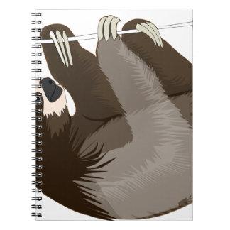 slothcolour notebook