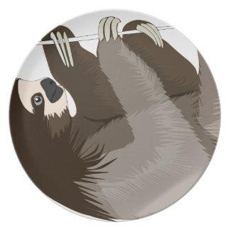 slothcolour plate
