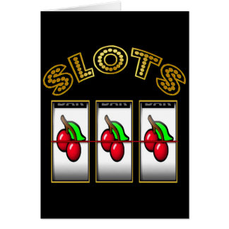 SLOTS CARD