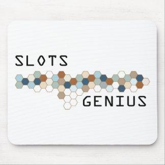 Slots Genius Mouse Mat