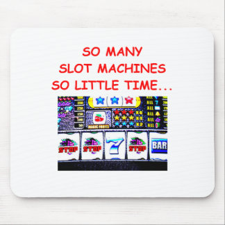 slots player mousepads