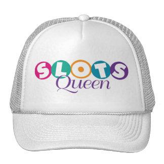 Slots Queen Cap