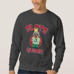 Slots Queen - Customise Slot Machine Pullover Sweatshirt