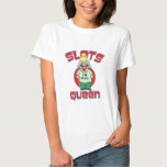 Slots Queen - Customise Slot Machine Shirts