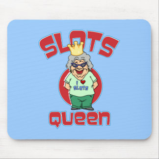 Slots Queen - Customize Slot Machine Mouse Pad