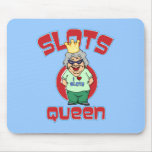 Slots Queen - Customize Slot Machine Mouse Pads