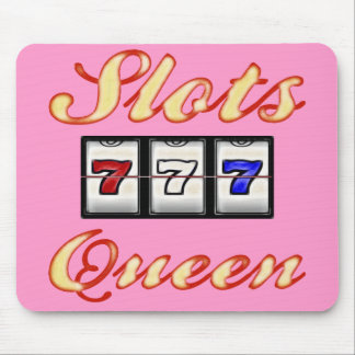 Slots Queen Mouse Pads
