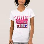 Slots Queen T-shirt
