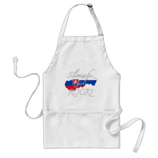Slovak Girls Rock! Standard Apron