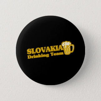 SLOVAKIA 6 CM ROUND BADGE