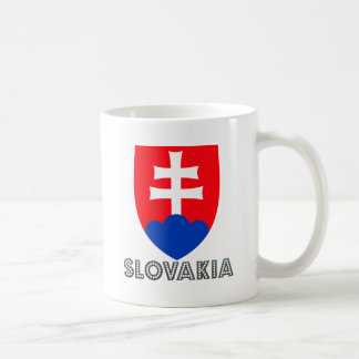 Slovakia Coat of Arms Coffee Mug