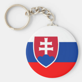 Slovakia country flag nation symbol key ring