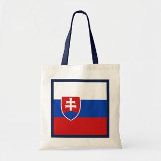 Slovakia Flag Bag