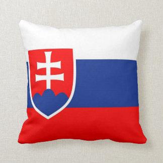 Slovakia Flag Cushion