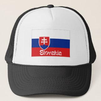 Slovakia flag hat