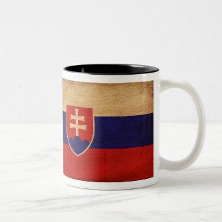 Slovakia Flag Mug
