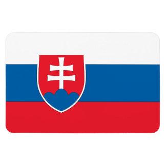 Slovakia Flag Rectangular Photo Magnet