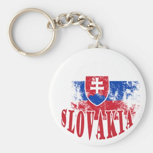 Slovakia Key Chain