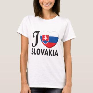 Slovakia Love T-Shirt