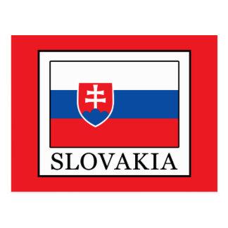 Slovakia Postcard
