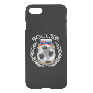 Slovakia Soccer 2016 Fan Gear iPhone 7 Case