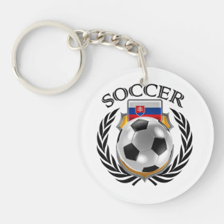 Slovakia Soccer 2016 Fan Gear Key Ring
