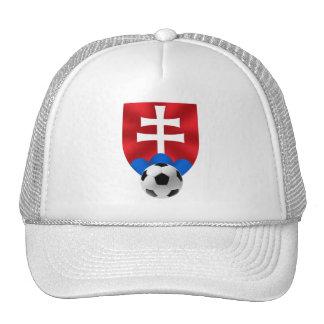 Slovakia soccer emblem for Slovaks worldwide Hat