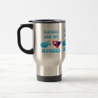 Slovaks are my Homies Travel Mug
