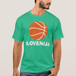 Slovenia Basketball T-Shirt