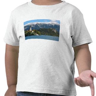 Slovenia Bled Lake Bled Bled Island Bled 2 T Shirt
