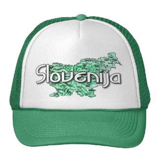 Slovenia Trucker Hats