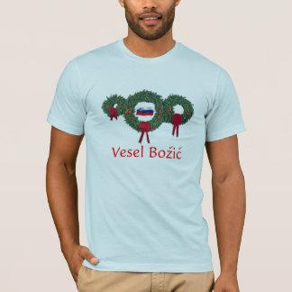Slovenia Christmas 2 T-Shirt