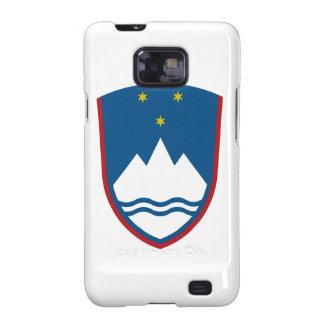 Slovenia Coat of Arms Galaxy SII Case