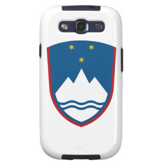 Slovenia Coat of Arms Samsung Galaxy SIII Cover