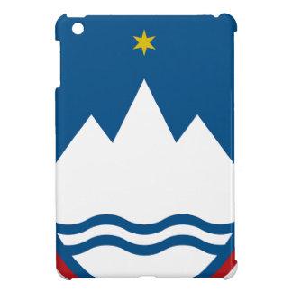 Slovenia Coat of Arms Cover For The iPad Mini