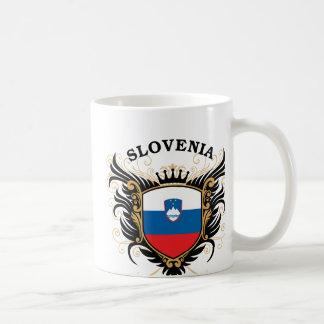 Slovenia Coffee Mug