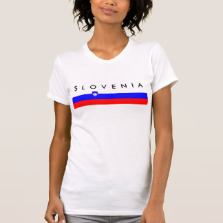Slovenia country flag nation symbol T-Shirt