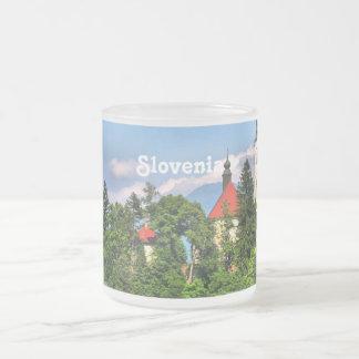 Slovenia Countryside Mug