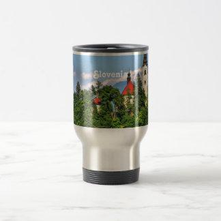 Slovenia Countryside Coffee Mug