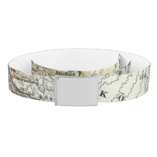 Slovenia, Croatia Belt